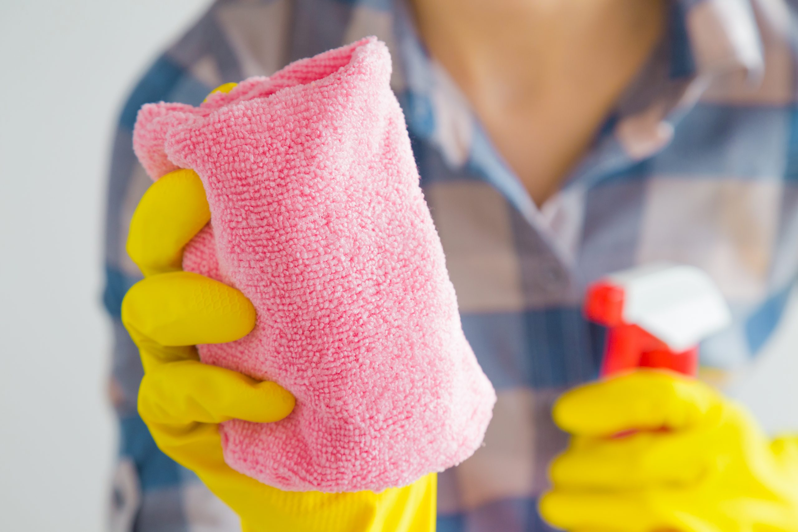 What Makes Microfibre Cloth One of the Best Cleaning Tools?(Image)